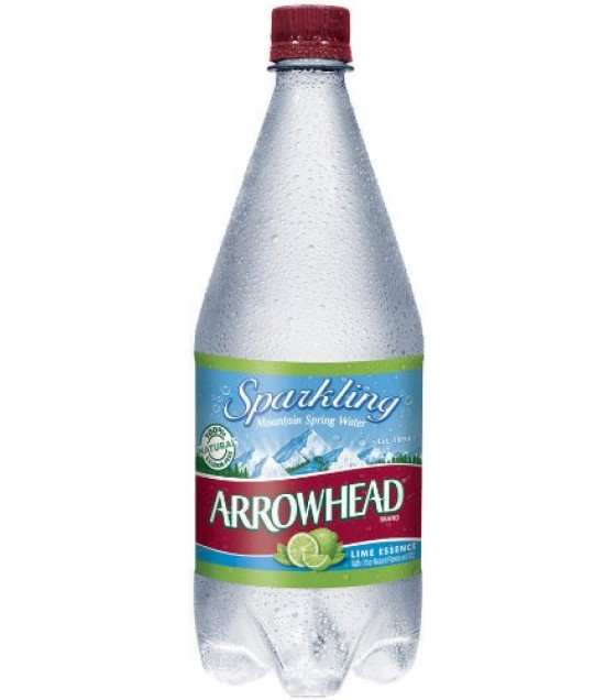 [Arrowhead Water] Sparkling Mountain Spring Water Watermelon Lime Essence