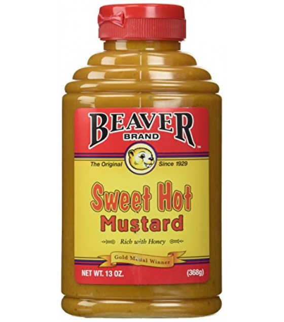 [Beaver] Condiments Sweet Hot