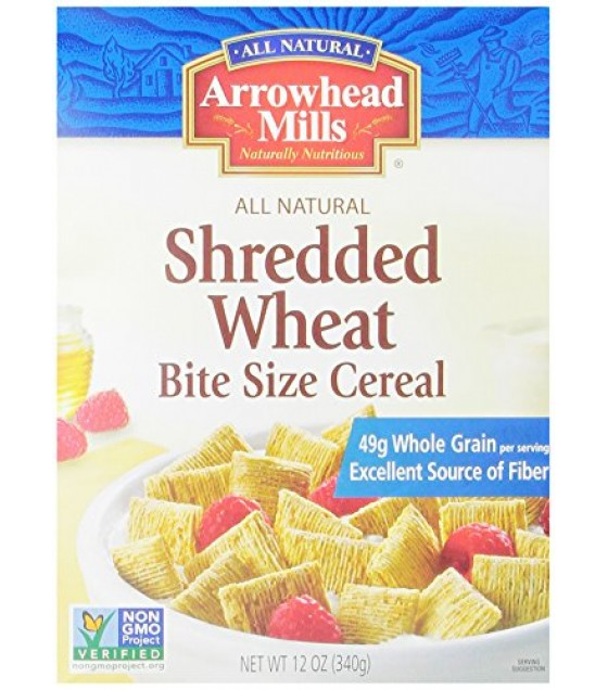[Arrowhead Mills] Cereals Shred Wheat