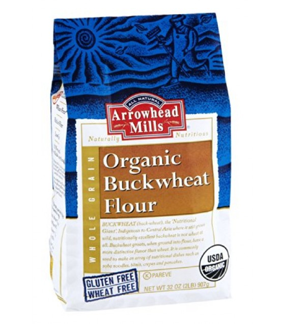[Arrowhead Mills] Flours Buckwheat  At least 95% Organic