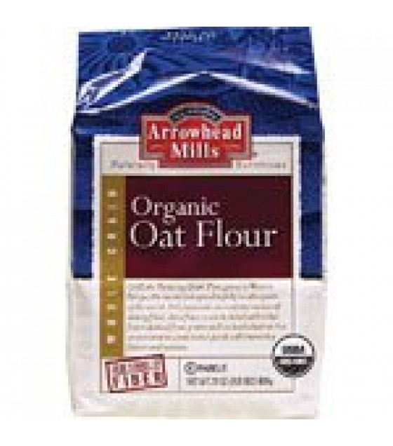 [Arrowhead Mills] Flours Oat  At least 95% Organic