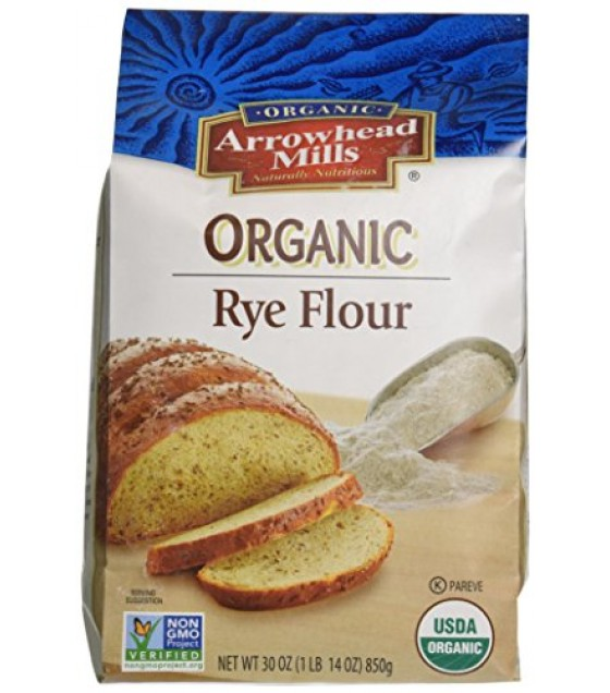 [Arrowhead Mills] Flours Rye  At least 95% Organic