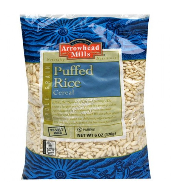 [Arrowhead Mills] Cereals Puffed Rice