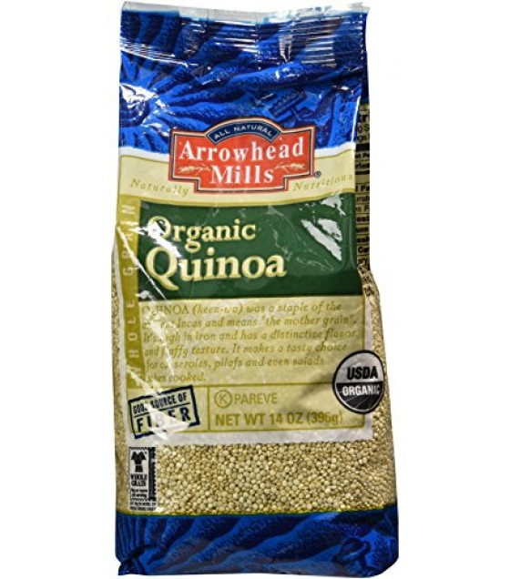[Arrowhead Mills] Grains Quinoa  At least 95% Organic