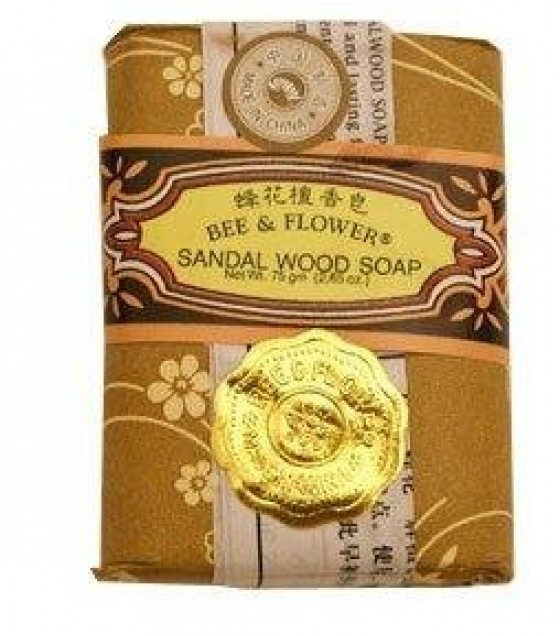 [Bee & Flower Soaps]  Sandalwood