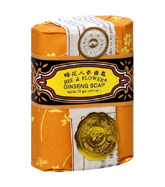 [Bee & Flower Soaps]  Ginseng