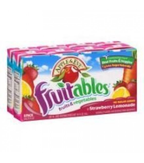 [Apple & Eve] Fruitables Strawberry Lemonade