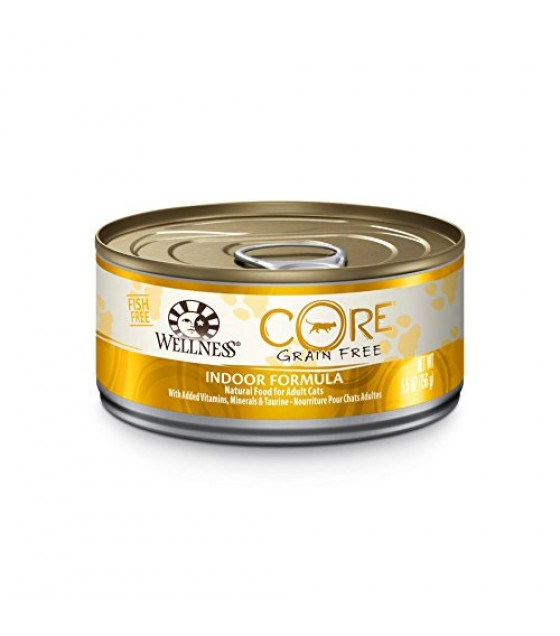 [Wellness] Canned Cat Food Core, Indoor