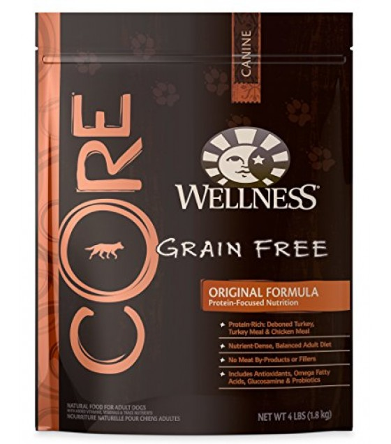 [Wellness] Dry Dog Food CORE Original