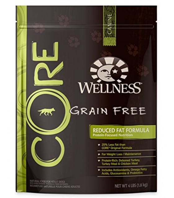 [Wellness] Dry Dog Food Core, Reduced Fat