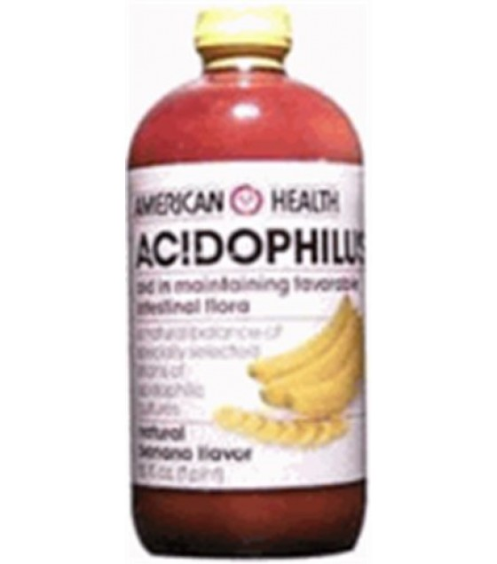 [American Health] Natural Health Aids Acidophilus, Culture, Banana