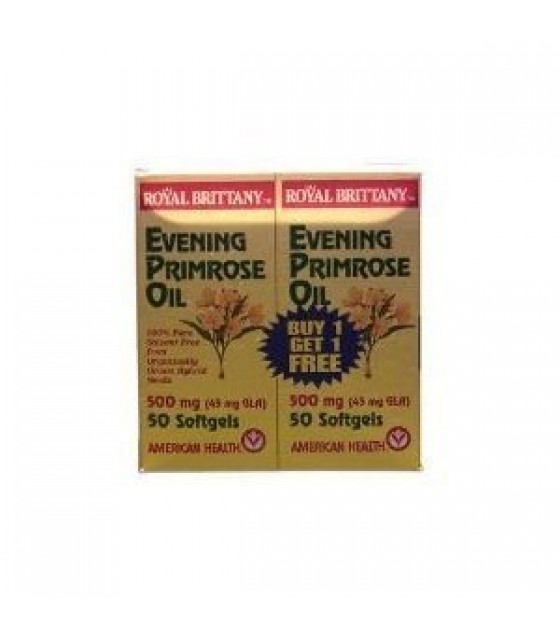 [american Health] Evening Primrose Twinpack 500mg