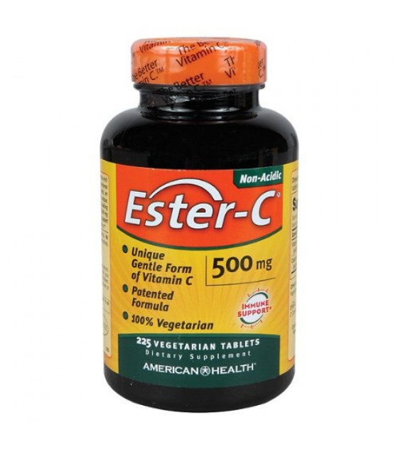 [American Health] ESTER-C 500 MG VEG TABLET