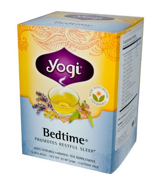 [Yogi Teas] Tea For Your Mind Bedtime  At least 70% Organic