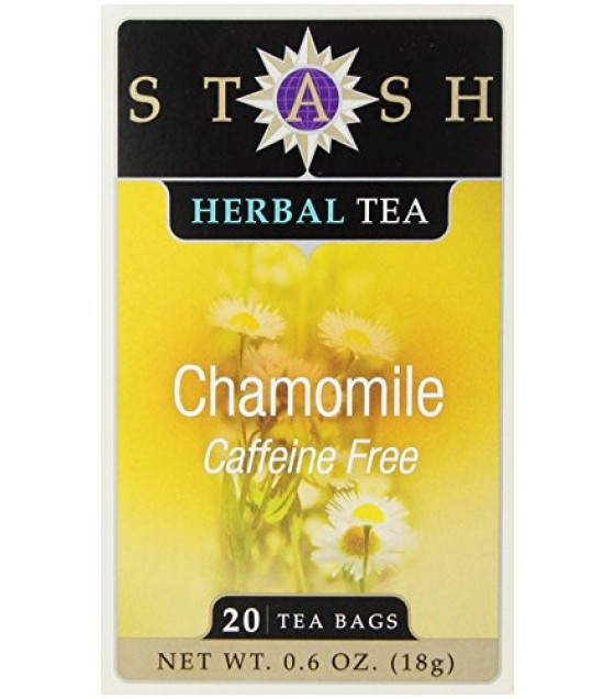 [Stash Tea] Teas Specialty Tea Chamomile