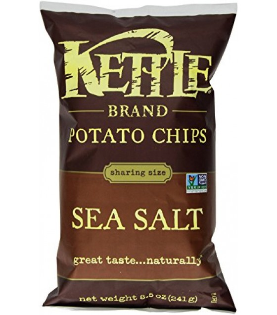 [Kettle Brand] Potato Chips Sea Salt