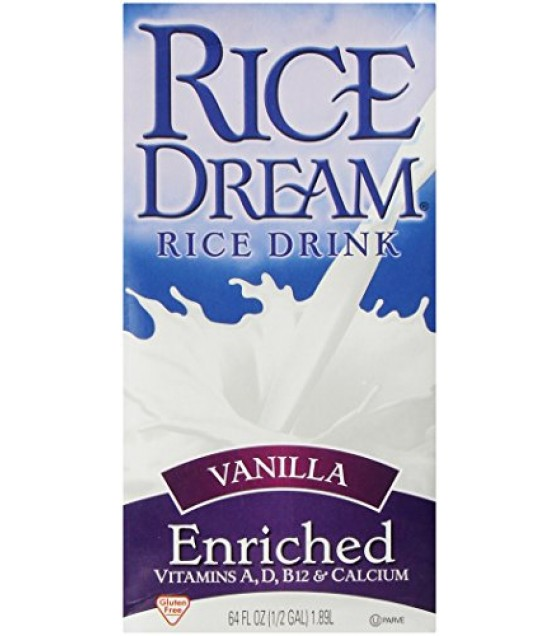[Rice Dream] Enriched Rice Beverage Vanilla