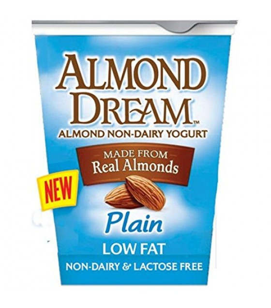 [Almond Dream] Yogurt Plain, Low Fat