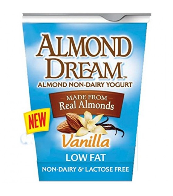 [Almond Dream] Yogurt Vanilla, Low Fat