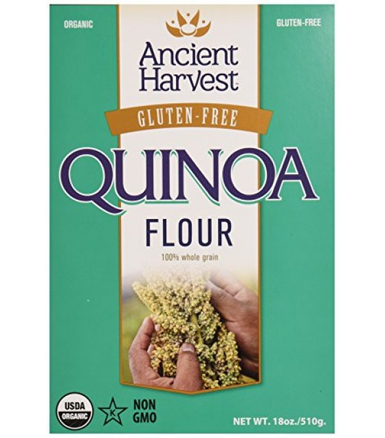 [Ancient Harvest] Quinoa - Wheat Free Products Quinoa Flour  At least 95% Organic