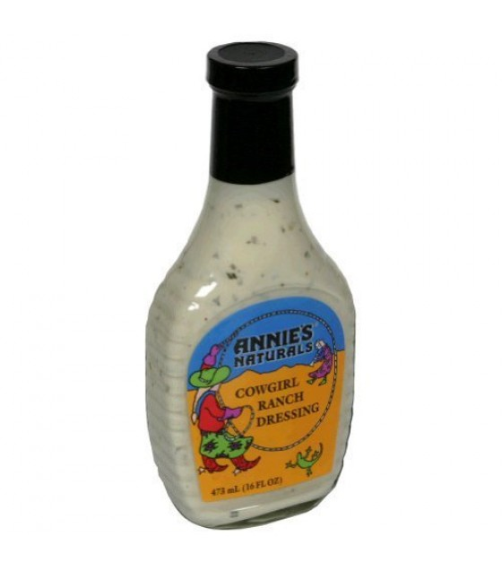 [Annie`S Naturals] Dressings Cowgirl Ranch