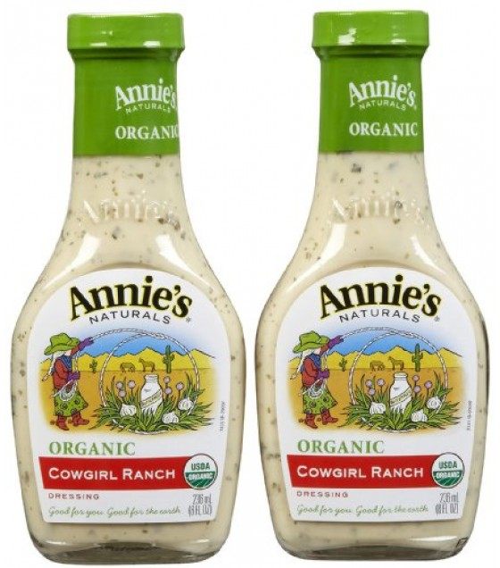 [Annie`S Naturals] Dressings Cowgirl Ranch  At least 95% Organic