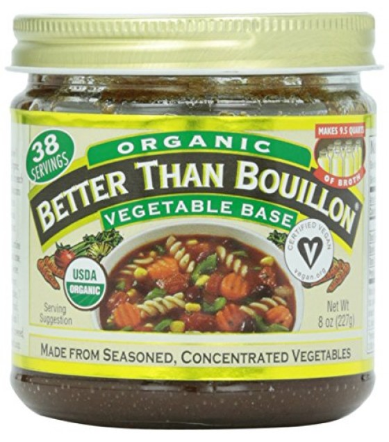 [Better Than Bouillon] Natural Products Soups/Broths Vegetable Base  At least 95% Organic