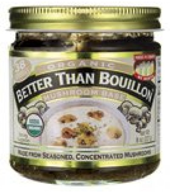 [Better Than Bouillon] Natural Products Soups/Broths Mushroom Base  At least 95% Organic