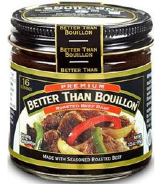 [Better Than Bouillon] Natural Products Soups/Broths Roasted Beef Base