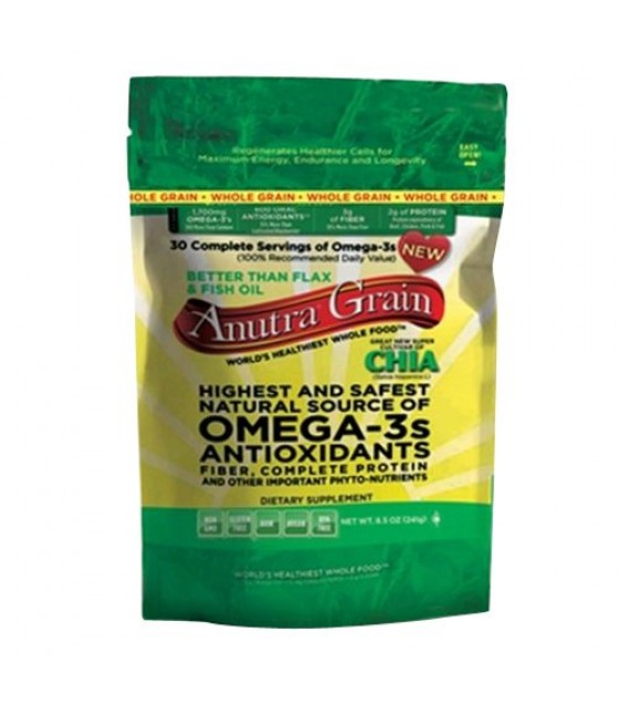 [Anutra] OMEGA-3'S,WHOLE GRAIN