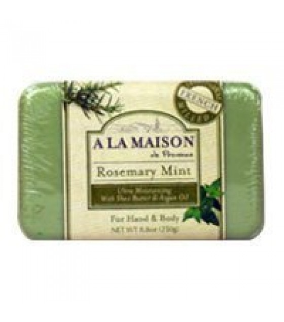 [A La Maison] BAR SOAP,ROSEMARY MINT