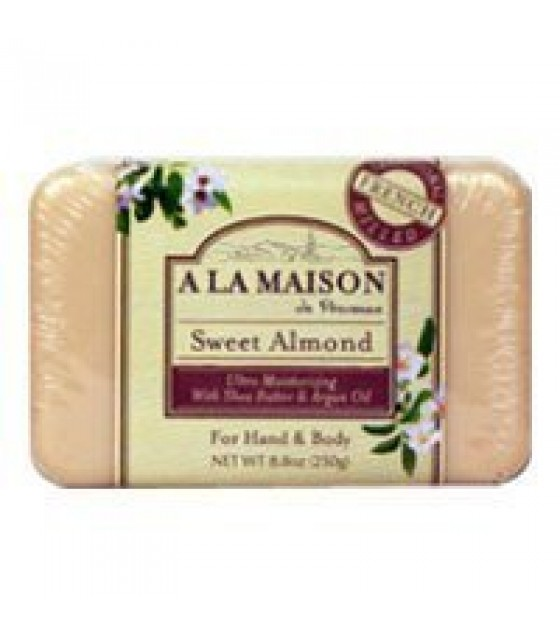 [A La Maison] BAR SOAP,SWEET ALMOND