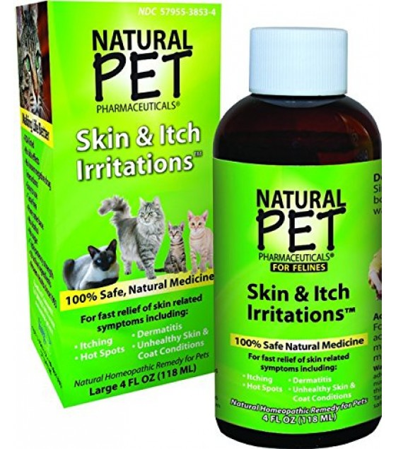 [king Bio Homeopathic] (cat)skin & Itch