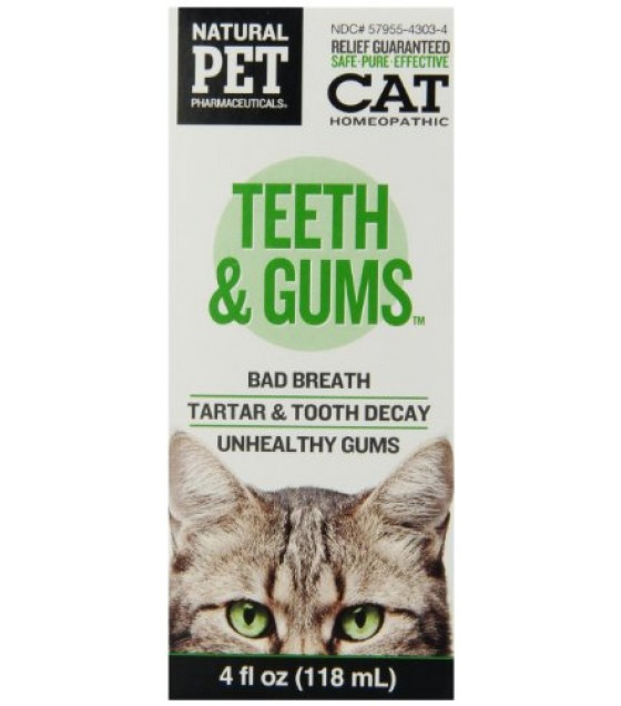 [king Bio Homeopathic] (cat)teeth & Gums