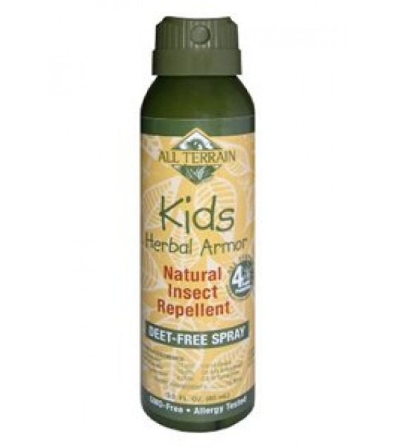 [All Terrain] Insect Repellents Kids, Herbal Armor