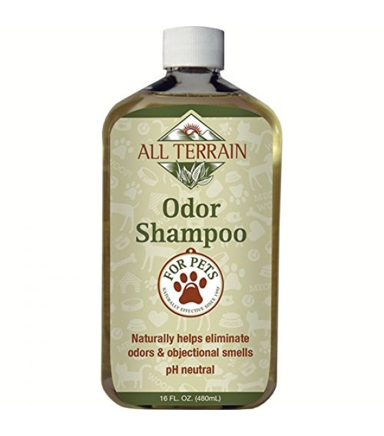 [all Terrain] Pet Odor Shampoo
