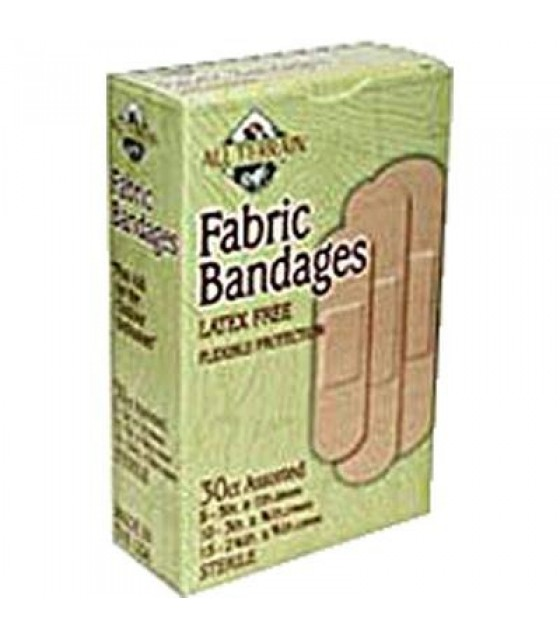 [All Terrain] First Aid Bandages, Fabric, Assorted