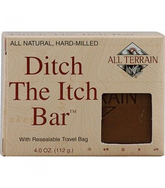 [All Terrain] Performance Soaps Ditch the Itch Bar