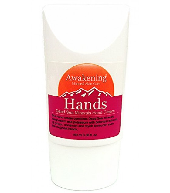[Awakening] Mineral Therapies For Healthy Skin Hands Moisture Therapy