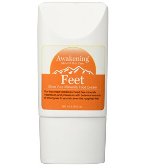 [Awakening] Mineral Therapies For Healthy Skin Feet Balm