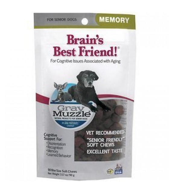 [Ark Naturals] Grey Muzzle Brians Best Friend, Memory