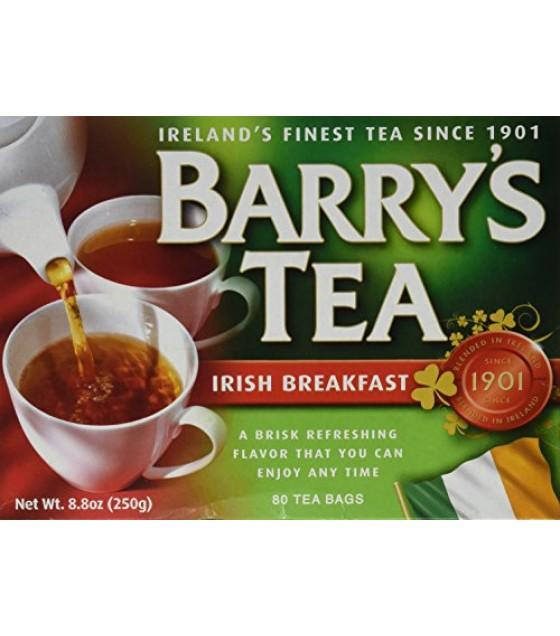 [Barrys Tea] Irish Teas Tea, Irish Breakfast