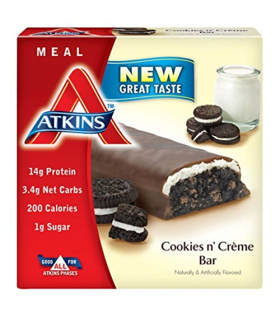 [Atkins] ADVANTAGE BAR,COOKIES&CRM