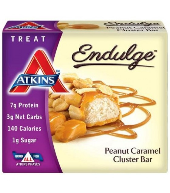 [atkins] Endulge Bar,pecan Crml Cl