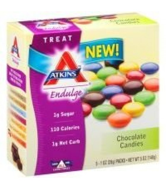 [Atkins] ENDULGE CANDY,CHOCOLATE