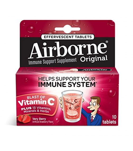 [airborne] Cold Tab,very Berry