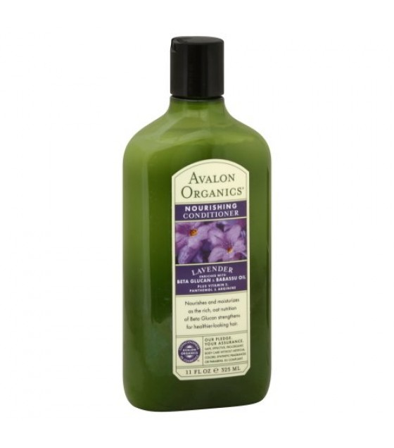 [Avalon Organics] Therapeutic Hair Care Conditioner, Lavender