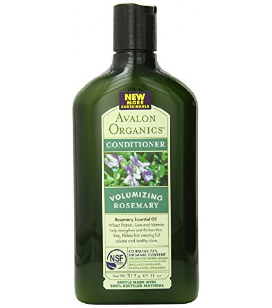 [Avalon Organics] Therapeutic Hair Care Conditioner, Rosemary