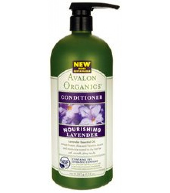 [Avalon Organics] Therapeutic Hair Care Conditioner, Tea Tree Scalp Treatment