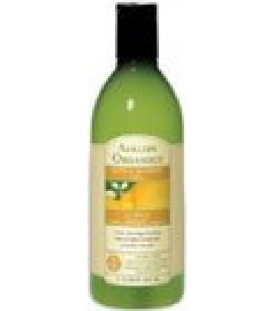 [Avalon Organics] Therapeutic Bath & Shower Gel Lemon